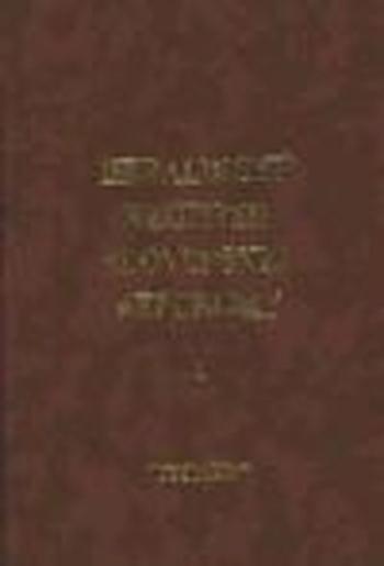 Heraldický register Slovenskej republiky I.