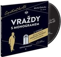 Vraždy s monogramem - CD MP3 (audiokniha)