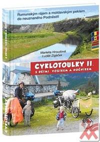 Cyklotoulky s dětmi, vozíkem a nočníkem II.