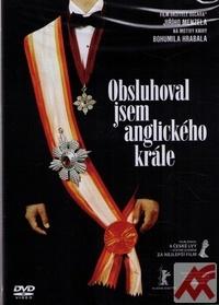Obsluhoval jsem anglického krále - DVD
