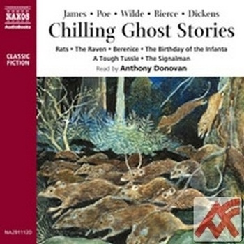 Chilling Ghost Stories - 2 CD (audiokniha)