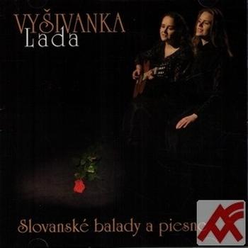 Slovanské balady a piesne - CD + DVD
