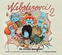 Websterovci 2 - CD (audiokniha)