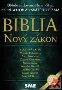 Biblia. Nový zákon 2 - CD (audiokniha)