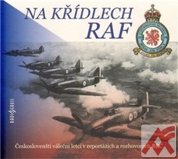 Na křídlech RAF - CD (audiokniha)