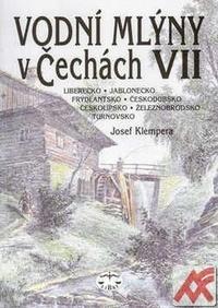 Vodní mlýny v Čechách VII.