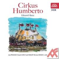 Cirkus Humberto - 3 CD (audiokniha)