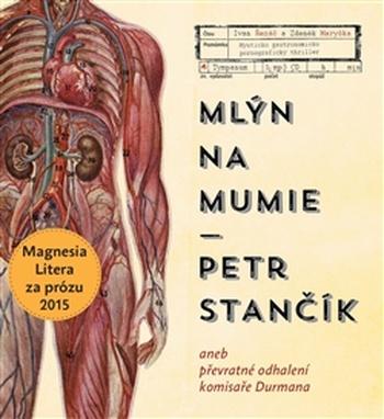 Mlýn na mumie - MP3 CD (audiokniha)