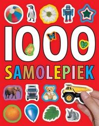 1000 samolepiek