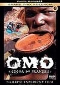 Omo - Cesta do praveku - DVD