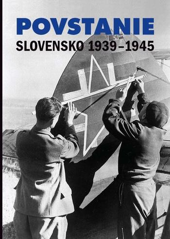 Povstanie. Slovensko 1939-1945 - DVD