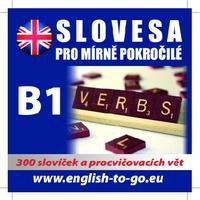 Angličtina - slovesa pro mírně pokročilé