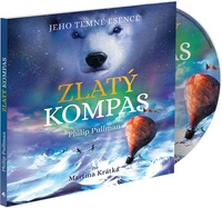 Zlatý kompas - Jeho temné esence I. - 2CD MP3 (audiokniha)
