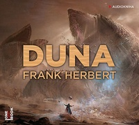 Duna - MP3 CD (audiokniha)