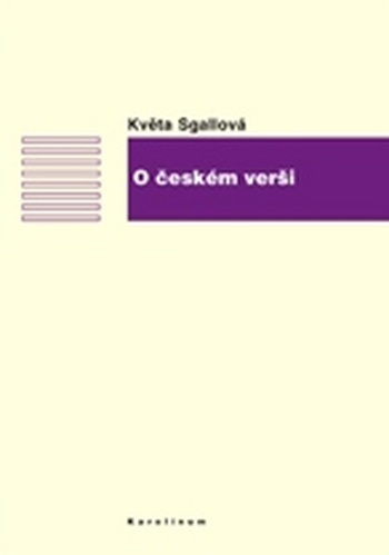 O českém verši