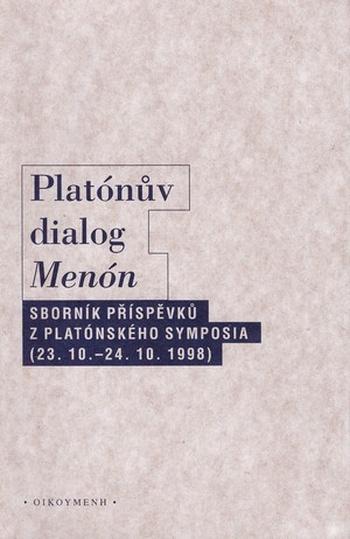 Platónův dialog Menón