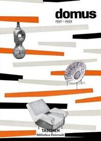 Domus. 1950-1959