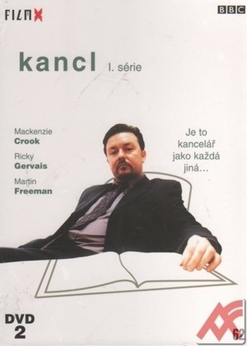 Kancl II. série/ 2 - DVD (Film X III.)