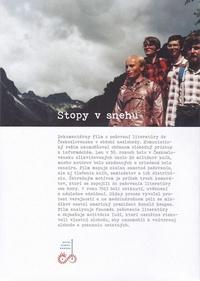 Stopy v snehu - DVD