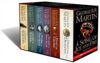 A Game of Thrones. The Story Continues - Box Set (6 kníh)