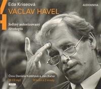Václav Havel. Jediný autorizovaný životopis (audiokniha) - MP3 CD