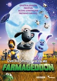 Ovečka Shaun vo filme: Farmageddon - DVD