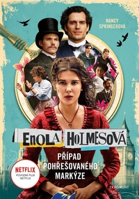 Enola Holmesová - Případ pohřešovaného markýze
