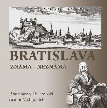 Bratislava známa - neznáma