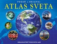 Atlas sveta. Posuň a objavuj