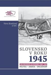 Slovensko v roku 1945