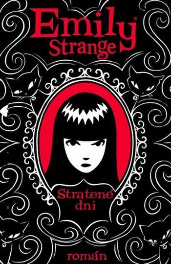 Emily Strange. Stratené dni