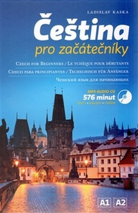 Čeština pro začátečníky + CD