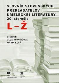 Slovník slovenských prekladateľov umeleckej literatúry 20. storočie, L-Ž
