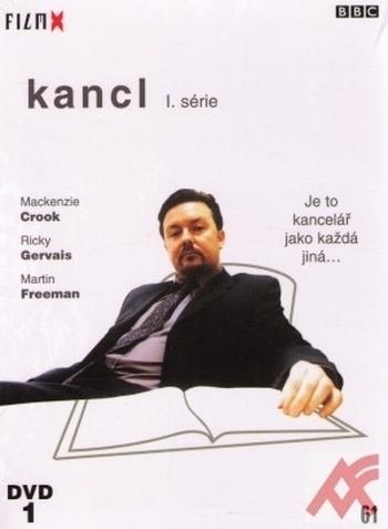 Kancl I. série/ 1 - DVD (Film X III.)