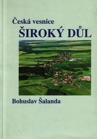 Česká vesnice Široký Důl