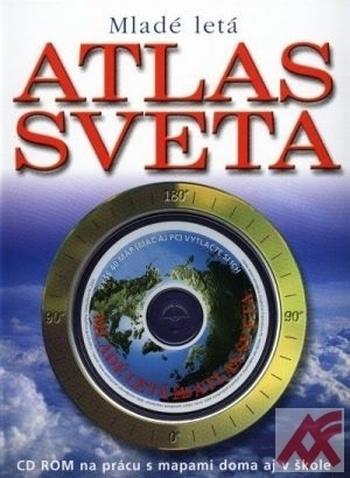 Atlas sveta + CD ROM