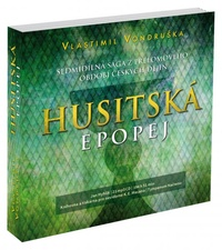 Husitská epopej - komplet - 21CD MP3 (audiokniha)