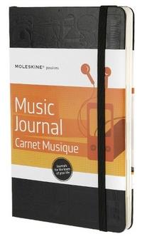 Passions zápisník Music