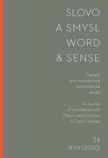 Slovo a smysl 34 / Word & Sense 34