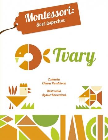 Montessori: Svet úspechov - Tvary