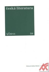 Česká literatura 3/2011