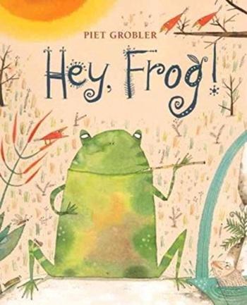 Hey, Frog