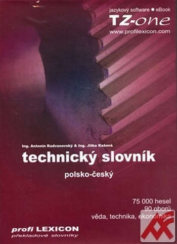Technický slovník. Polsko-český