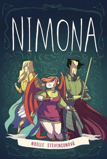 Nimona (české vydanie)