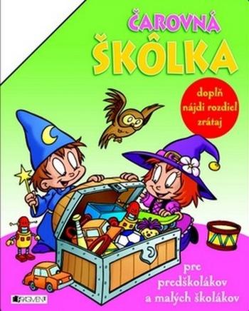 Čarovná škôlka pre predškolákov a malých školákov