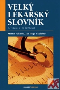 Velký lékařský slovník (9. vydanie)