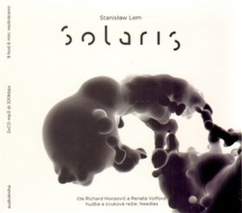 Solaris - 2CD MP3 (audiokniha)