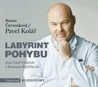 Labyrint pohybu - CD (audiokniha)