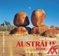 Austrálie. Křížem krážem
