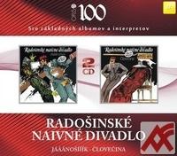 Jááánošííík / Človečina - 2 CD